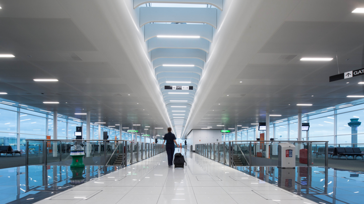 London Stansted Airport Terminal Guide