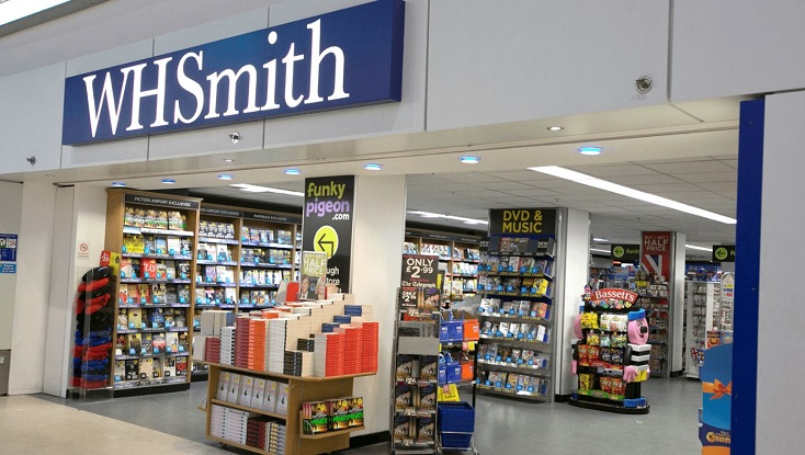 Whsmith london stansted airport reheart Images