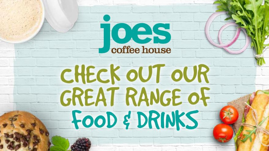 Joes Coffee House London Stansted Airport