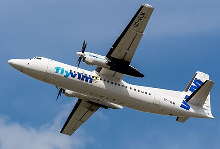 VLM launches new flights from Manchester Airport to Antwerp and Ostend-Bruges