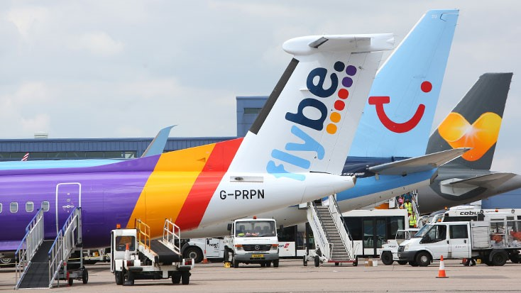 New routes from East Midlands Airport