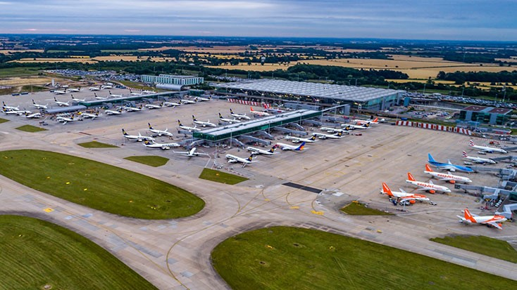New routes from London Stansted Airport