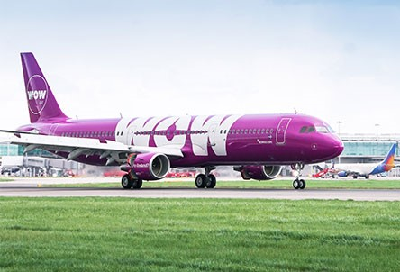 WOW air launch new service to Iceland with USA connections
