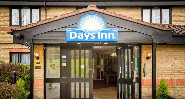 Days Inn Hotel at London Stansted Airport