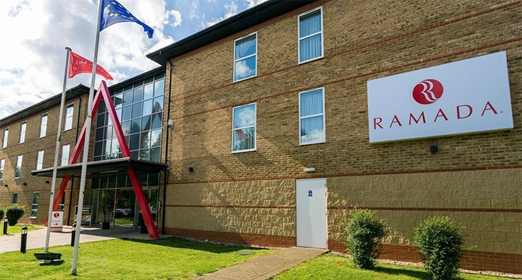 Ramada Hotel near London Stansted Airport