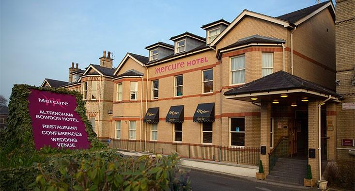 Mercure Hotel Bowdon