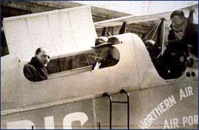 Collection of the aerodrome licence