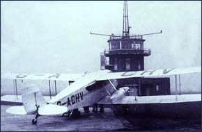 Barton Airport Tower