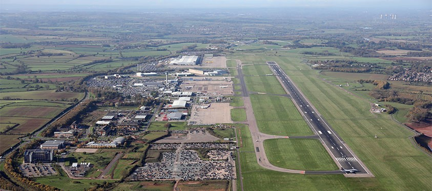 Fees and charges at East Midlands Airport