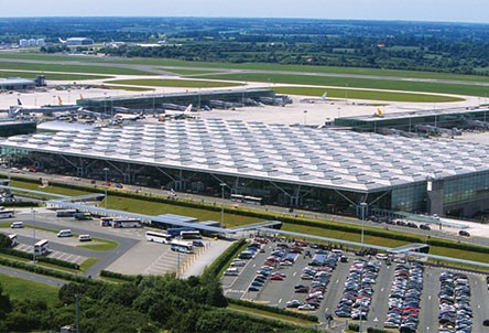 London Stansted Airport and MAG