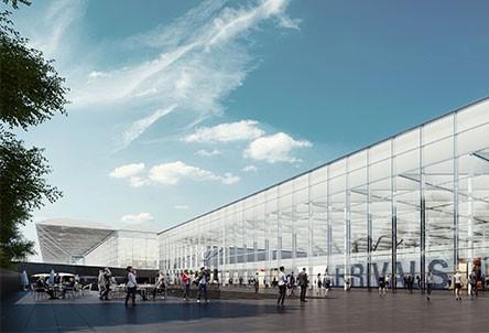 Airport improvements