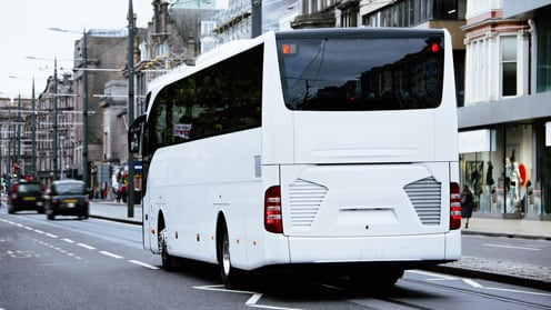 Coaches to East Midlands Airport