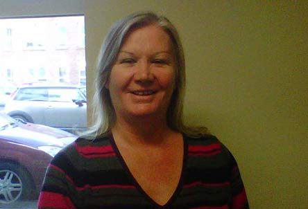 Sue Clarke – Alzheimer's Society