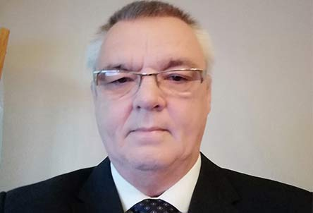 John O'Doherty – Alzheimer's Society