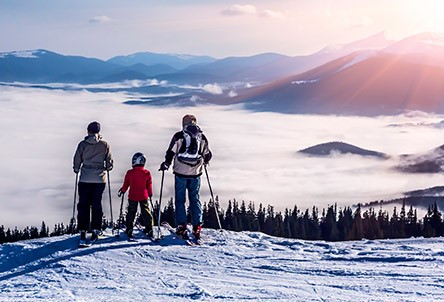 Ski holidays from East Midlands Airport
