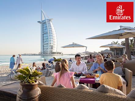 Longer Days Await In Dubai