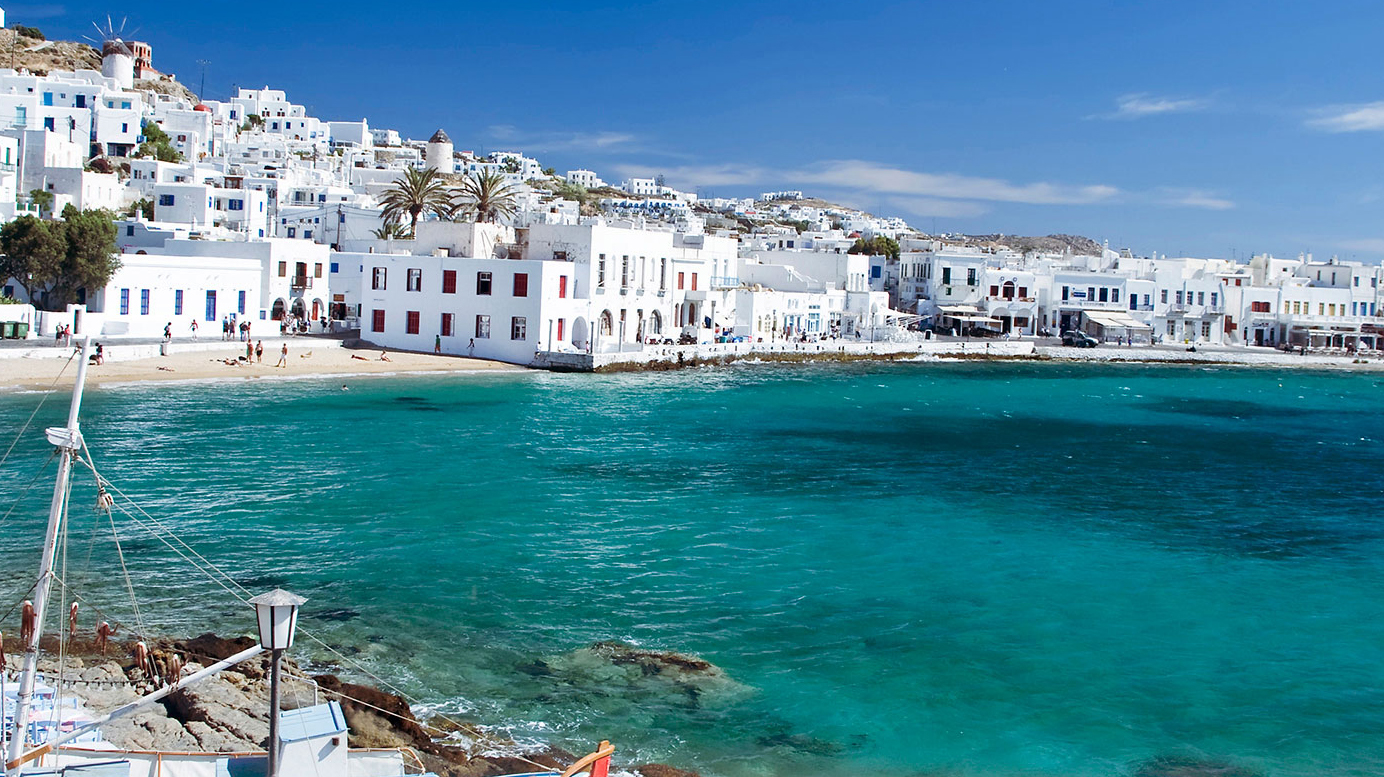 Jet2 Announce Routes To Santorini and Mykonos In 2020