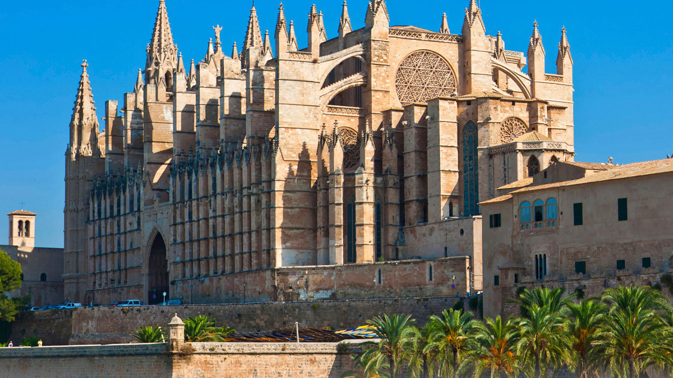 Flights To Palma De Mallorca From Stansted Stansted Airport