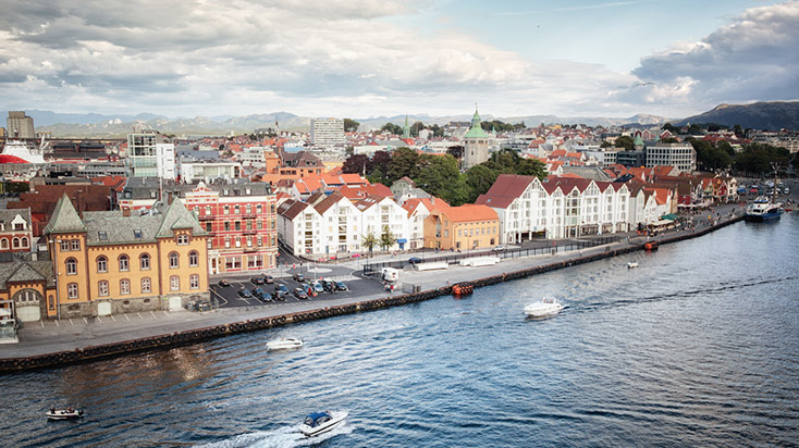 New route to Stavanger with SAS