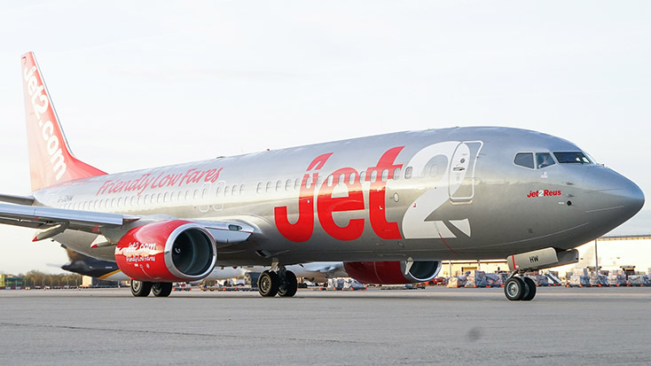 Jet2 Announces 6 new routes for 2020