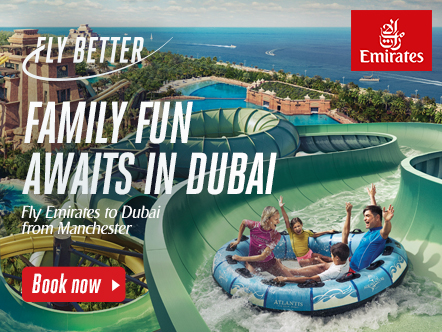 Family Fun Awaits In Dubai