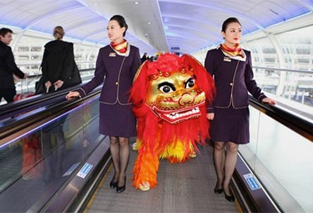 Celebrate Lunar New Year at Manchester Airport
