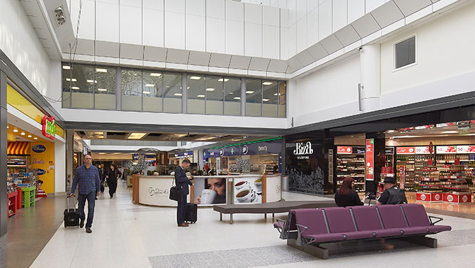 Eurowings flights are moving to T2