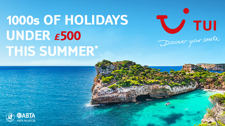 Fly from Manchester Airport to destinations across the globe for less this summer, with 1000s of holidays for less than £500pp*