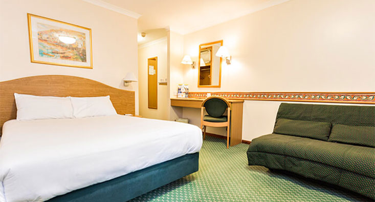 Days Inn Hotel near East Midlands Airport