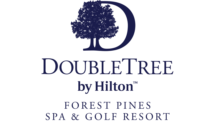 Forest Pines Hotel – One night dinner, bed & breakfast for 2 people