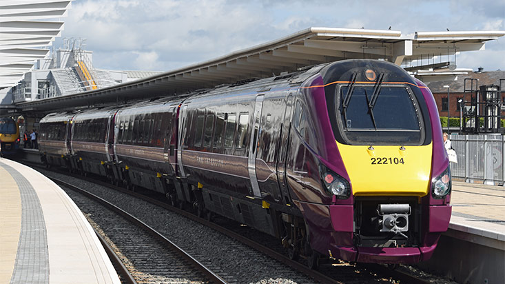 Trains to East Midlands Airport