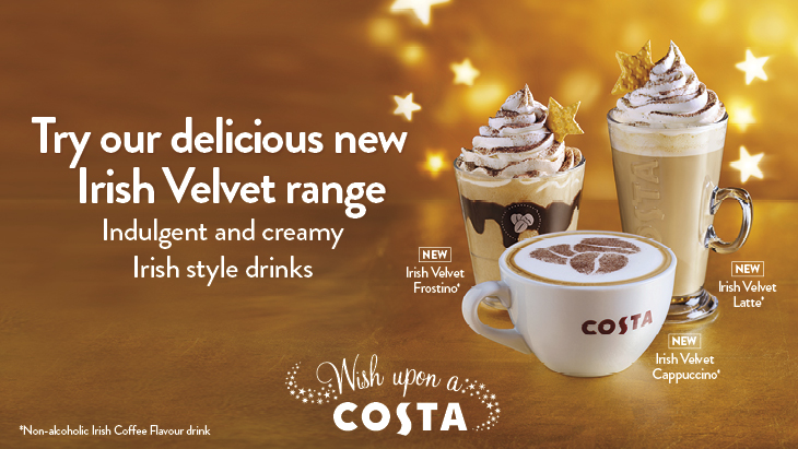 Costa Manchester Airport