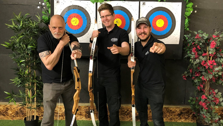 4 Tickets For Any Archery Legends Experience
