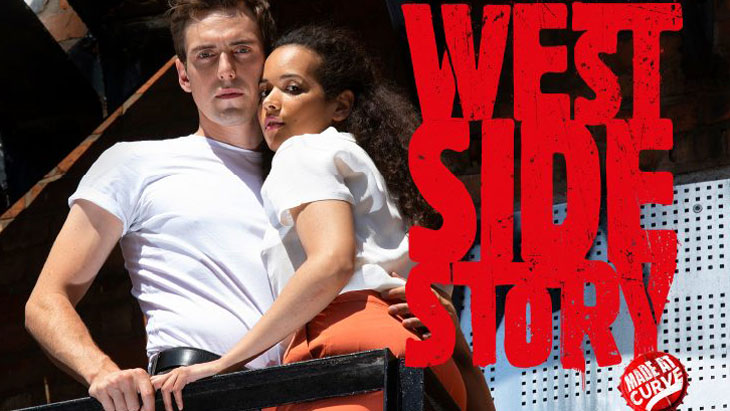 4 Tickets to West Side Story At The Curve