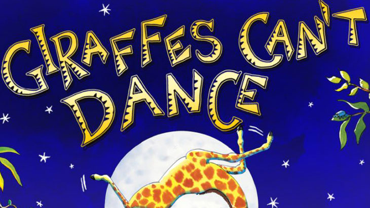 4 Tickets To Giraffes Can't Dance At The Curve And A Night's Stay At The Holiday Inn Leicester Including Breakfast