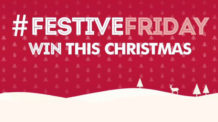 East Midlands Airport Festive Friday Giveaway
