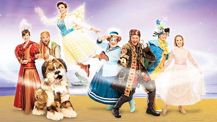 A Family Ticket To Peter Pan At Derby Arena This Christmas