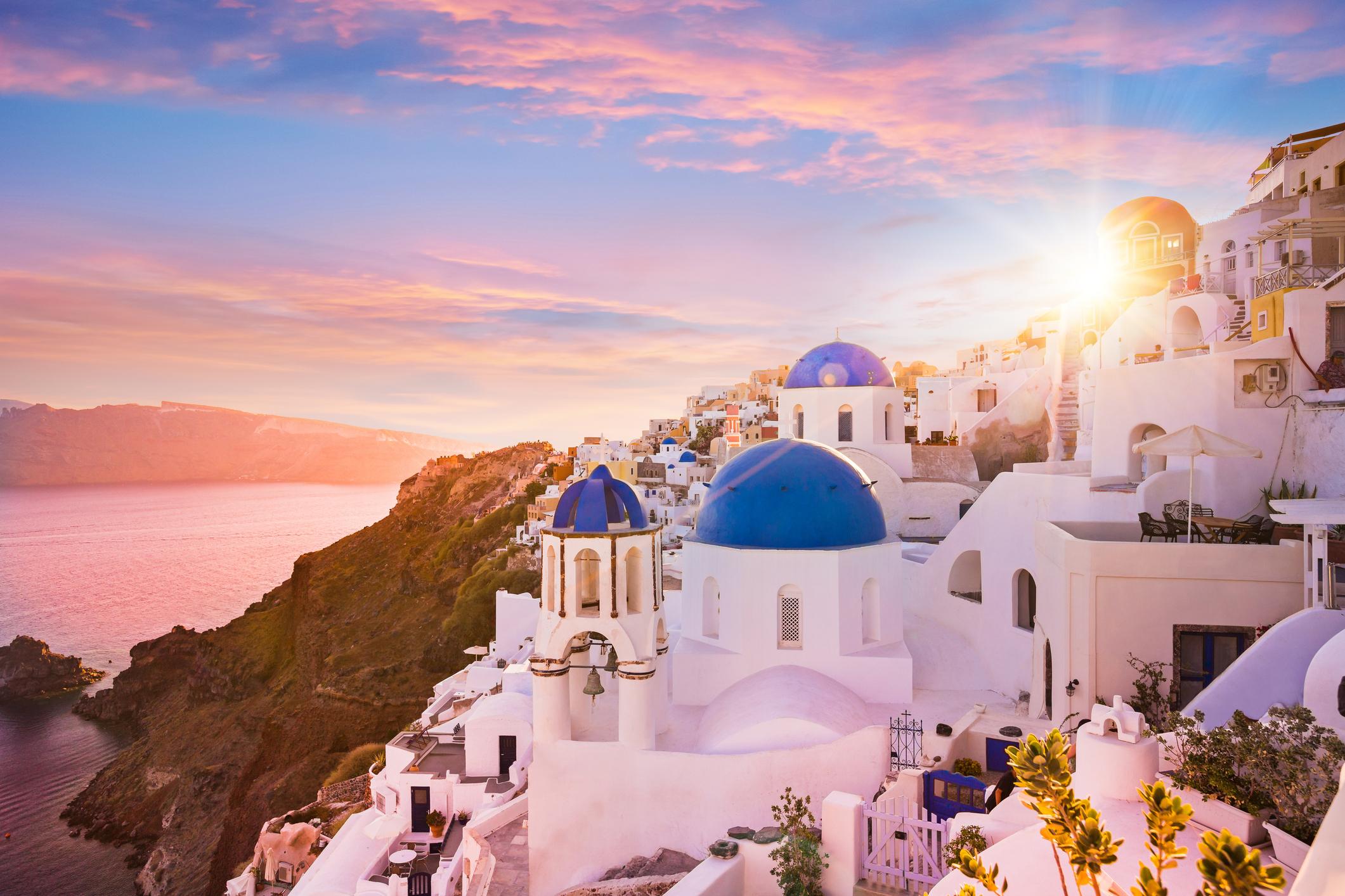 Samtorini Greece