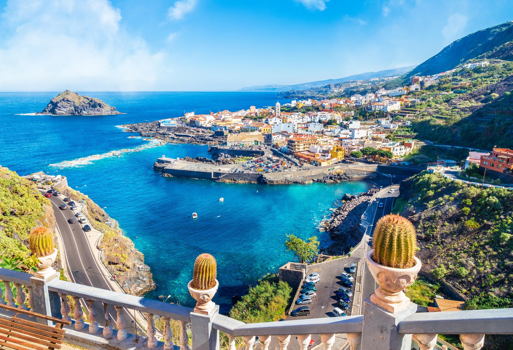 Tenerife view